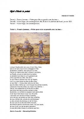 V.Hugo – F. Jammes