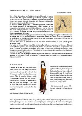 Anna-de-noailles-Venise-commentaire-composé