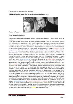 commentaire-composé-Portrait-de-Vautrin