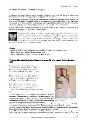 M Desbordes Valmore Le style élégiaque-pdf